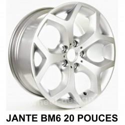 Jante BM6 20 pouces