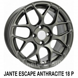 Jante Escape Anthracite 18 pouces