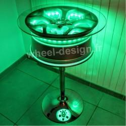 Table jante de bar Wheel design