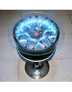 Table de Bar Wheel-Design
